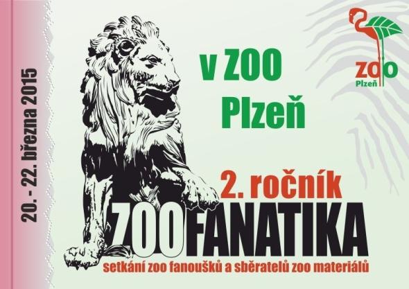 ZOOfanatika 2015 - ZOO Plzeň