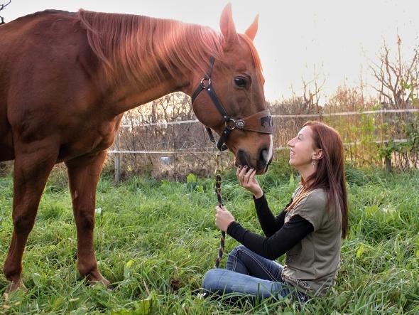 Koně dokážou poznat vaši dobrou náladu i rozčilení.