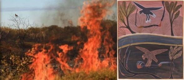 kresby aboriginů